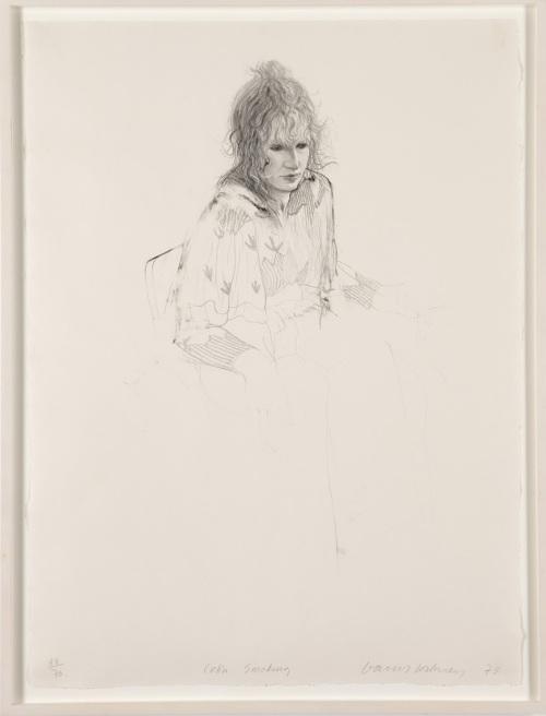 Lot 33, David Hockney