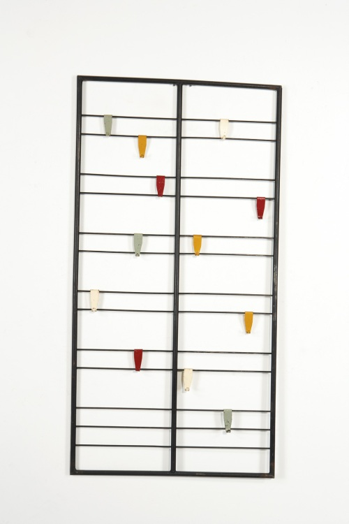 Coen de Vries, Wall Rack, Lot 214