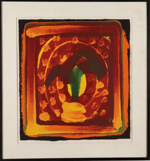 Howard Hodgkin, Untitled, Lot 574