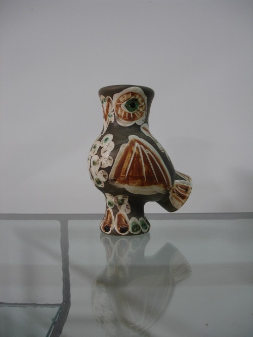 Picasso Vase to be featured in the Fall Sale