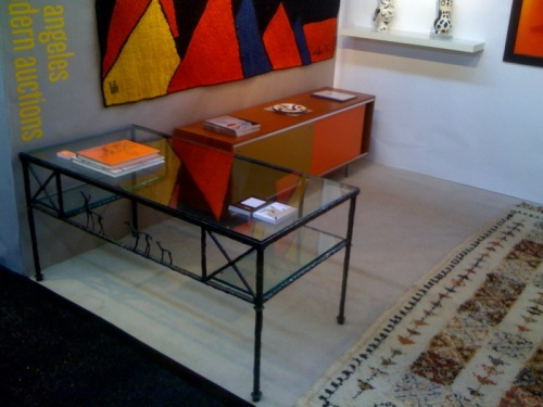 Diego Giacometti Desk