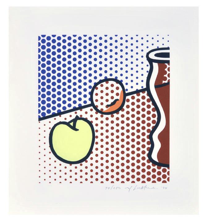 Roy lichtenstein los angeles modern auctions blog - Pop art roy lichtenstein obras ...