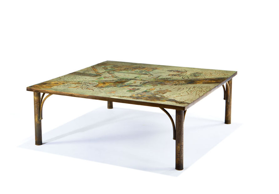Philip Laverne Coffee Table.Kelvin And Philip Laverne Coffee Tables