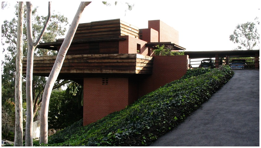 Frank Lloyd Wright House Los Angeles: LAMA's 10 Most Influential California Architects